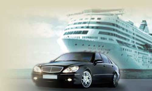 Sydney Cruise Transfers BookALimo - Sydney airport to cruise ship terminal
