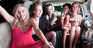 Limousines for Birthday Parties Sydney
