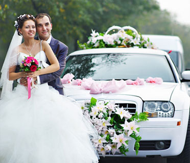 Wedding cars hire services in Sydney
